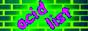 acid list - goatrance, psytrance, dark, cyberpunk, plastik...